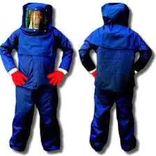 high voltag suit