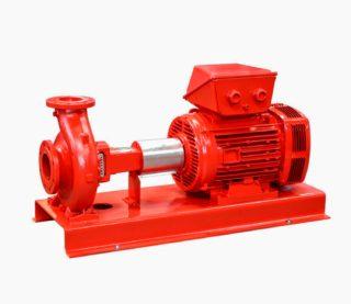 Emergency Fire fighting pump