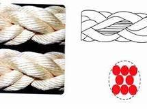 mooring rope 8-strand