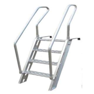 Bulwark ladders