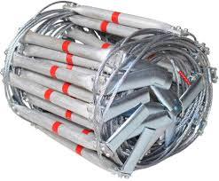 aluminium Alloy rope ladder 232020