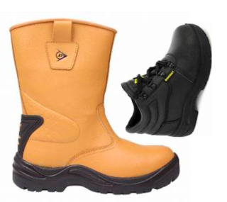 safety shose and boots