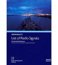 ADMIRALTY RADIO SIGNAL
