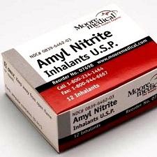 AMYL NITRITE CAPSULE