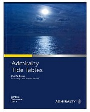 B.A.TIDE TABLE