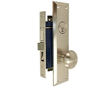 LEVER TUMBLER MORTISE LOCK WITH KNOB