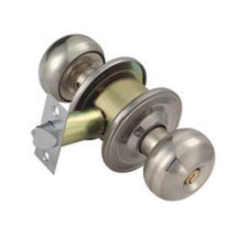 MORTISE LATCH WITH KNOB